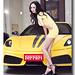 Ferrari F430 Scuderia and Hot Asian girl
