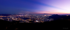 perhaps, this one is better (songallery) Tags: ocean blue sunset sea panorama mountain skyline night digital skyscraper spectacular landscape hongkong harbor landscapes scenery cityscape purple central wide grand scene glorious sight  kowloon brilliant   impressive magichour imposing victoriaharbour cambo      p45  phaseone digitalback 39megapixels highresolutions cambowideds