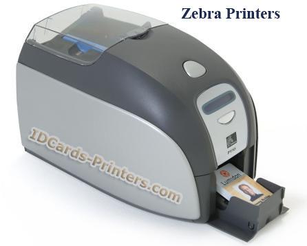 Zebra id card Printer by James McCollin