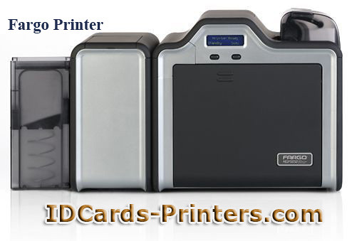 Fargo card printer by James McCollin
