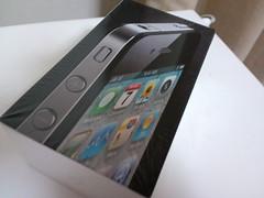 iPhone4。