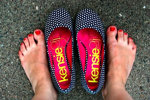 my summer feet