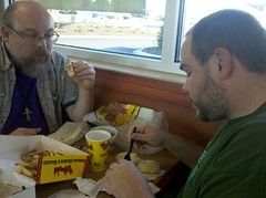 Jay's first Bojangles Bite