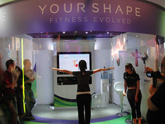 E3 2010 Xbox 360 Kinect Your Shape Fitness Evo...