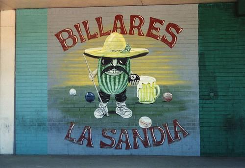 Billares La Sandia