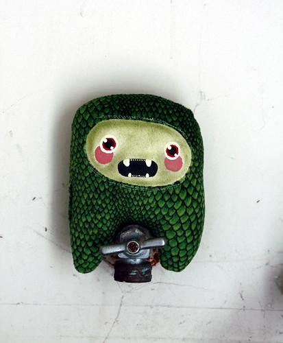 Jervis monster #1