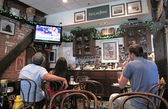World Cup viewers at O'Flaherty's