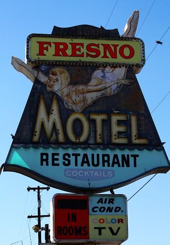 Fresno Motel