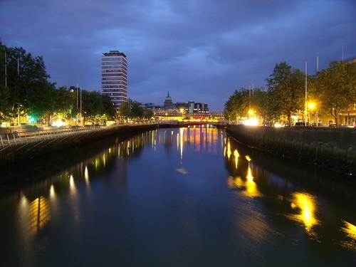 O'Conell street Dublin