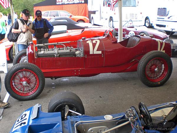 German GP Winning Alfa Romeo P3