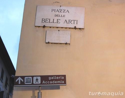 Accademia - Florença