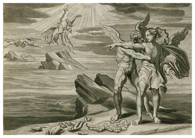012-Les Metamorphoses d'Ovide  En Latin Et François … 1677