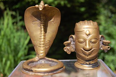 Shaivite Mukhalingam (TREASURES OF WISDOM) Tags: sculpture art statue bronze wow asian religious temple ancient worship shrine mask god head indian prayer tribal collection gods ritual spirituality om spiritual shiva hindu artifact healing brass brill siva deity shamanic throne scupture votive artefact relic namaste linga asianart mythical tanka finearts tantric shaivite godofwisdom creatoroftheuniverse shivaite indianbronze mukhalinga wisdomfromtheeastwisdomfromthewest shamanmask mortyhindu