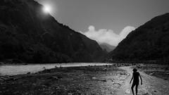 gori, the fair one (nandadevieast) Tags: travel blackandwhite bw india mountains river hills panasonic uttaranchal himalaya himalayas anurag gori kumaon 2069 uttarakhand pithoragarh kumaun anuragagnihotri lx3 agnihotri nandadevieast goriganga greaterhimalayas greaterhimalaya joharvalley gorigangavalley