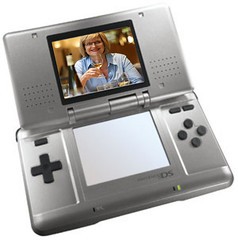 Jancis Robinson aconseja a través de Nintendo DS