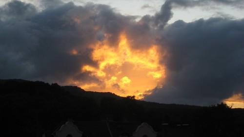 Brennender Himmel - 2
