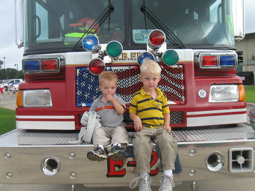 Annual Firetruck Picture