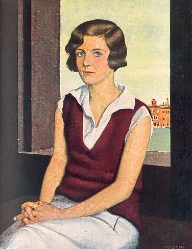 Herbert von Reyl-Hanisch, Portrait, c. 1930