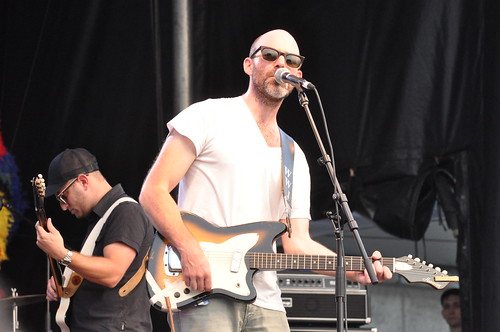 Andrew Vincent at Ottawa Bluesfest 2010