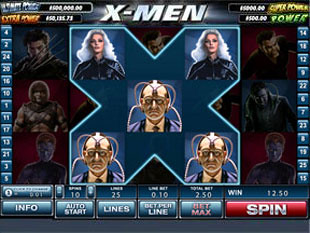 free X-Men feature