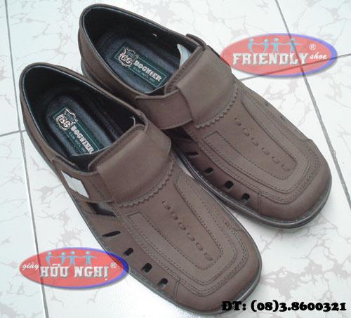 Chuyên sản xuất, cung cấp sỉ giày, dép...da dành cho nam - 19