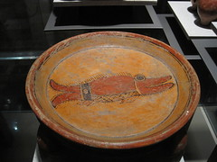 fish plate (mongrelheart) Tags: mexico mexicocity museonacionaldeantropologia