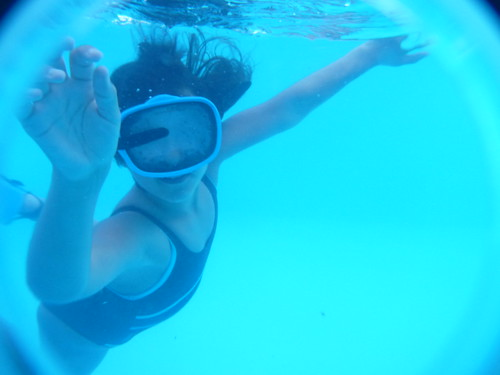 underwater is cooler