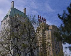 Essex House (Chris S Thorpe) Tags: nyc newyorkcity hotel centralpark manhattan essexhouse