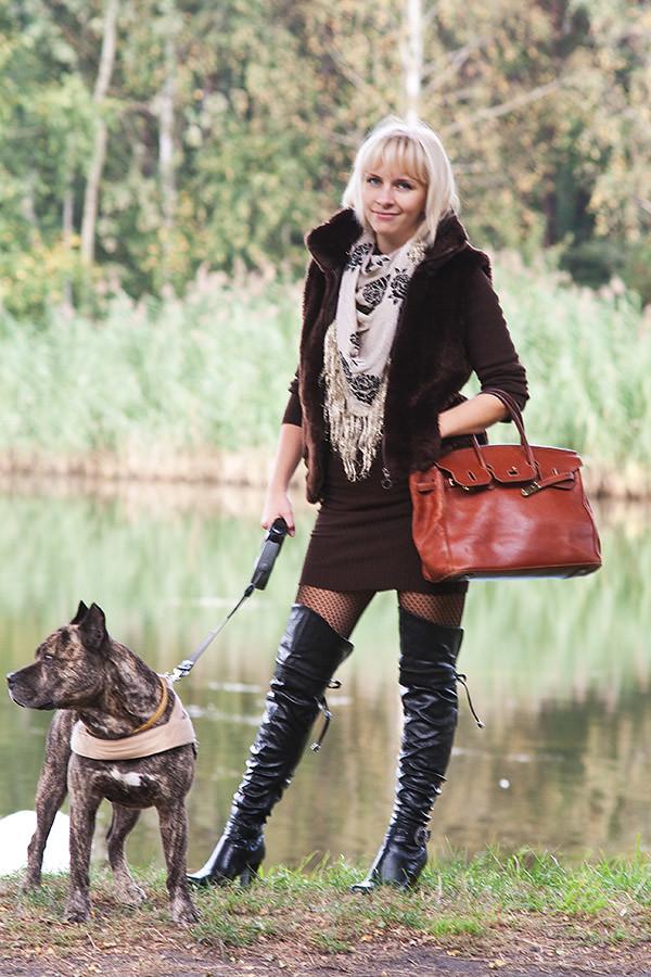 dominant escorts doggy style