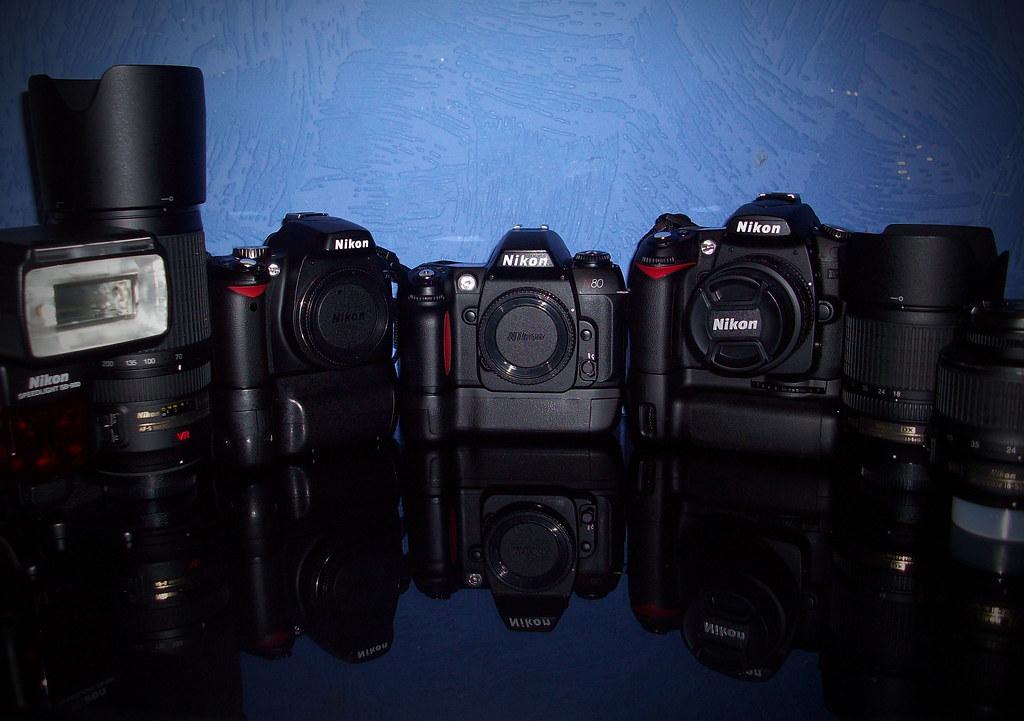 Nikon gear