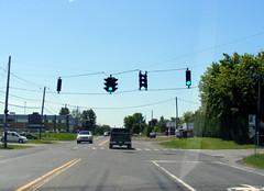 Odd traffic signals
