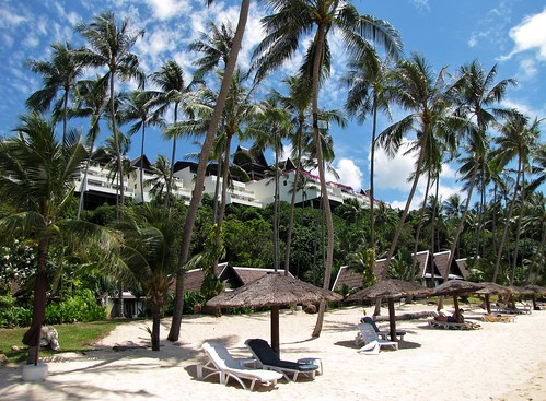 Baan Taling Ngam Resort - Beach