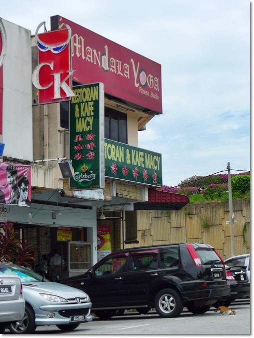 Restoran dan Kafe Macy