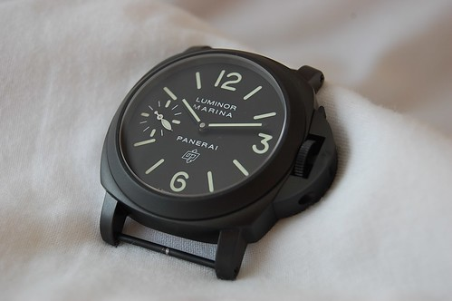 Panerai DLC custom made