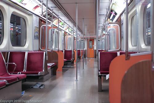 My own subway