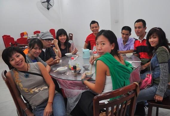 Tb jun17-2010 (23) breakfast in chengdu