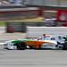 Adrian Sutil - Force India - F1 Qualifying British GP 2010