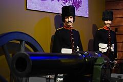 early artillery (middlegrey) Tags: newzealand cannon artillery northisland 28105mmf3545d aotearoa sh1 waiouru statehighway1 armymuseum