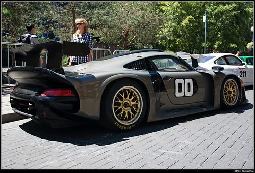 Porsche GT1 (by Tanner.)