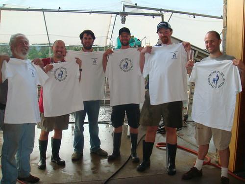 Dry T-shirts 2009