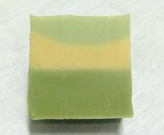20100710 酪梨三色皂