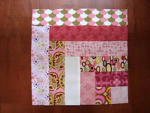 Pretty in Pink Bee - August Block 1