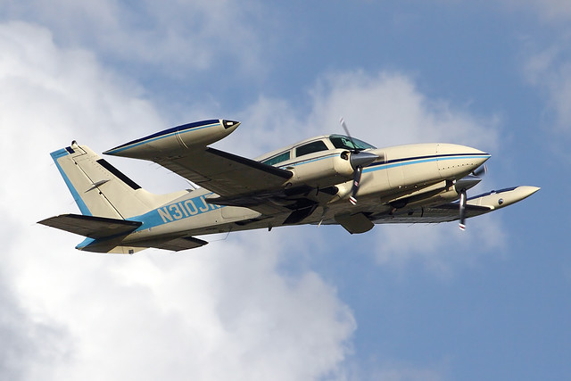 Cessna 310R N310JR crashed in Smyrna, Tennessee
