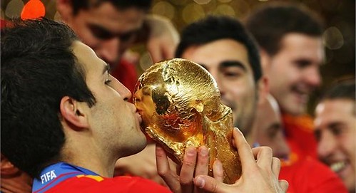 Spain - FIFA World Cup 2010 Winners