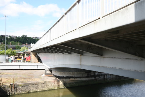 Cumberland Basin Swing Bridge: Deck