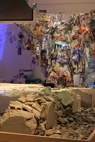 """NOW""  and Artcouch Chaos-la!  : ART battle royale at Tokyo Wondersite Hongou"