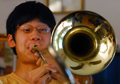 Larry Wang (Photo by Susan Tripp Pollard/Bay Area News Group)