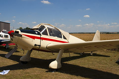 D-EFOH - 139 - Private - Klemm KL 107 C - 100710 - Fowlmere - Steven Gray - IMG_6613