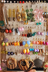 Earring Collection (M.M.Singh) Tags: earring d60