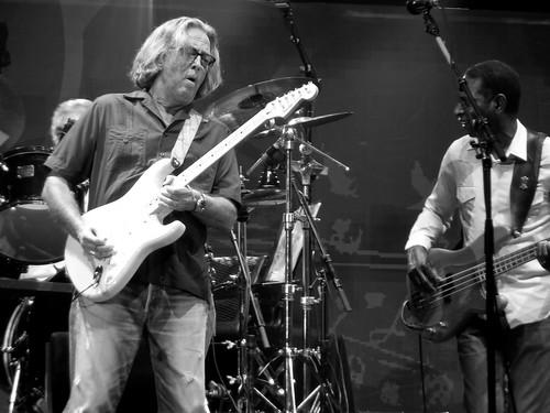 Crossroads Festival 2010 - Eric Clapton